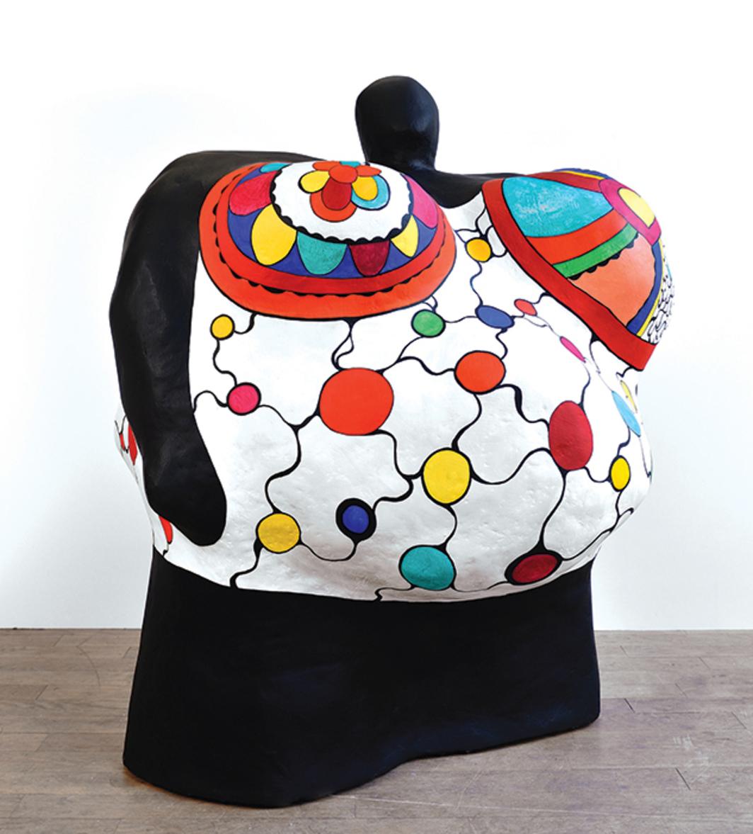 Lillian Davies On Niki De Saint Phalle Artforum International