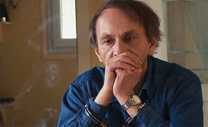 Guillaume Nicloux, The Kidnapping of Michel Houellebecq, 2014, digital video, color, sound, 92 minutes. Michel Houellebecq.