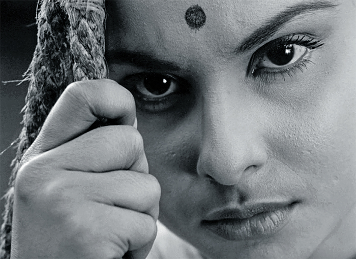 Satyajit Ray, Charulata (The Lonely Wife), 1964, 35 mm, black-and-white, sound, 119 minutes. Charulata (Madhabi Mukherjee).