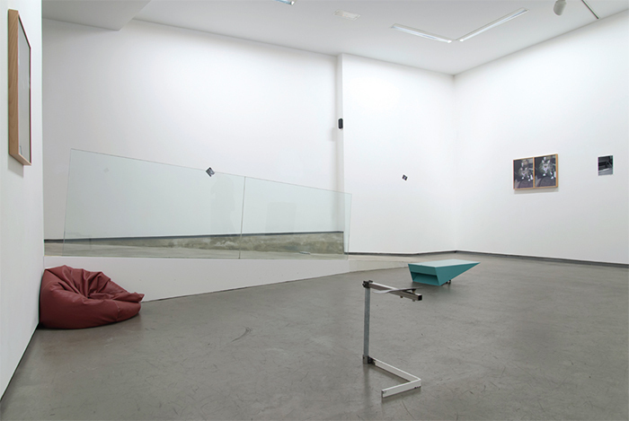 "View of ""Gabriel Pericàs,"" 2014–15. Photo: Mirari Echavarri."