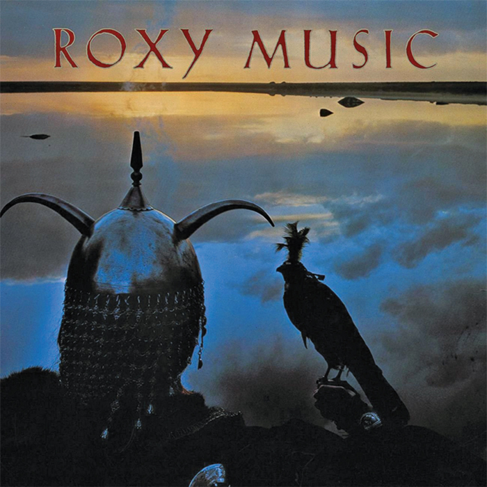 *Cover of Roxy Music's _Avalon_* (E. G. Records/Polydor, 1982).