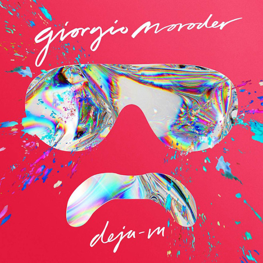 Cover for Giorgio Moroder, Déjà Vu, 2015.