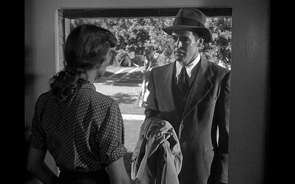 Fred Zinnemann, Act of Violence, 1948, 35 mm, black-and-white, sound, 82 minutes.