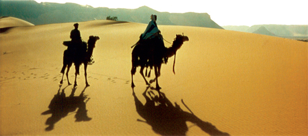 David Lean, Lawrence of Arabia, 1962, 35 mm, color, sound, 222 minutes.