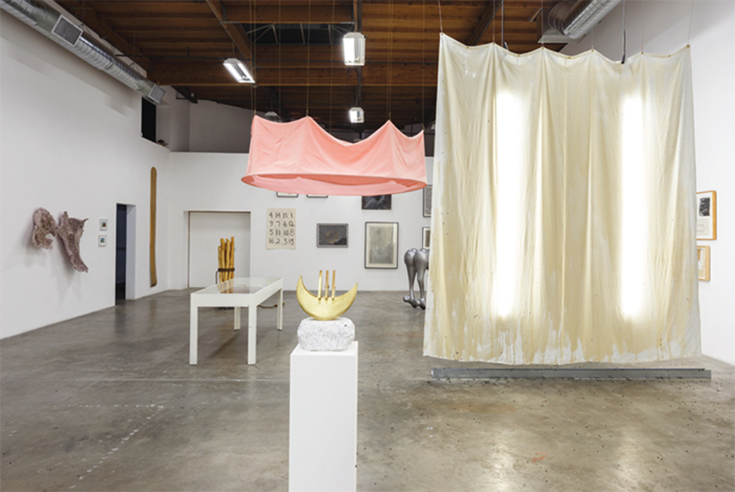 "View of ""Let Power Take a Female Form,"" 2015."