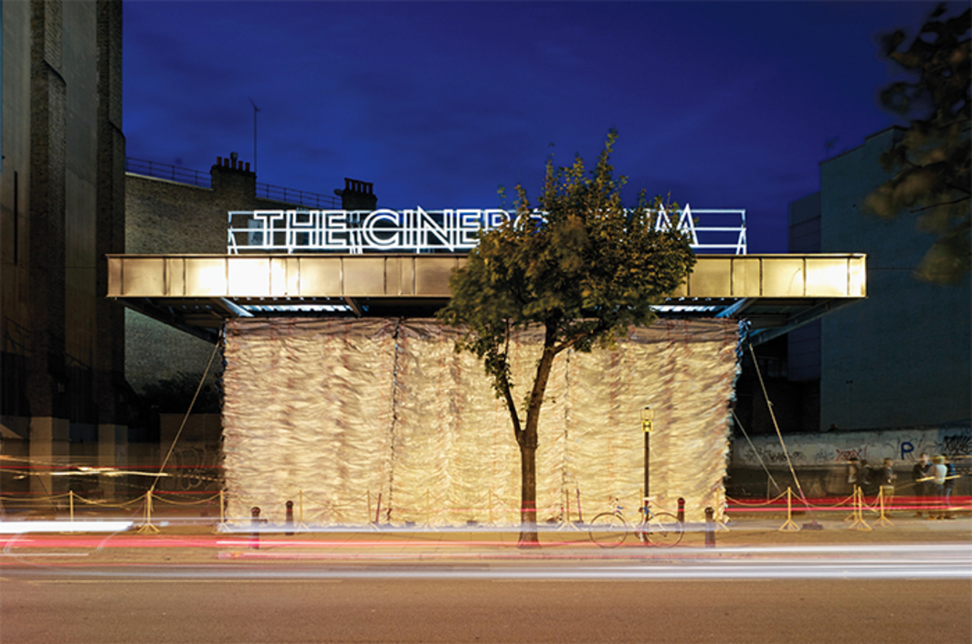 Assemble, the Cineroleum, 2010, London.