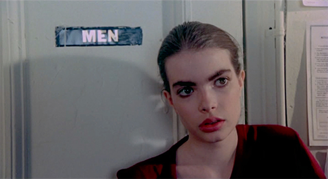 Abel Ferrara, Ms .45, 1981, 35 mm, color, sound, 80 minutes. Thana (Zoë Lund).