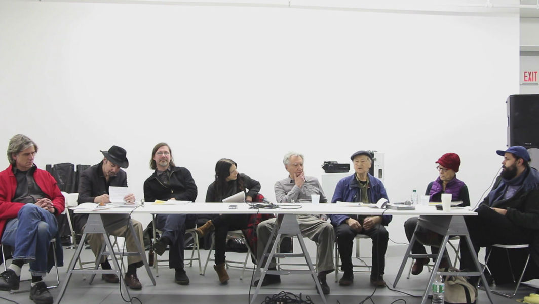 A Discussion on Expanded Cinema at Microscope Gallery, 2016