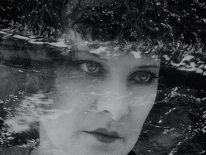 Jean Epstein, Coeur fidèle (The Faithful Heart), 1923, 35 mm, black-and-white, silent, 84 minutes. Marie (Gina Manès).