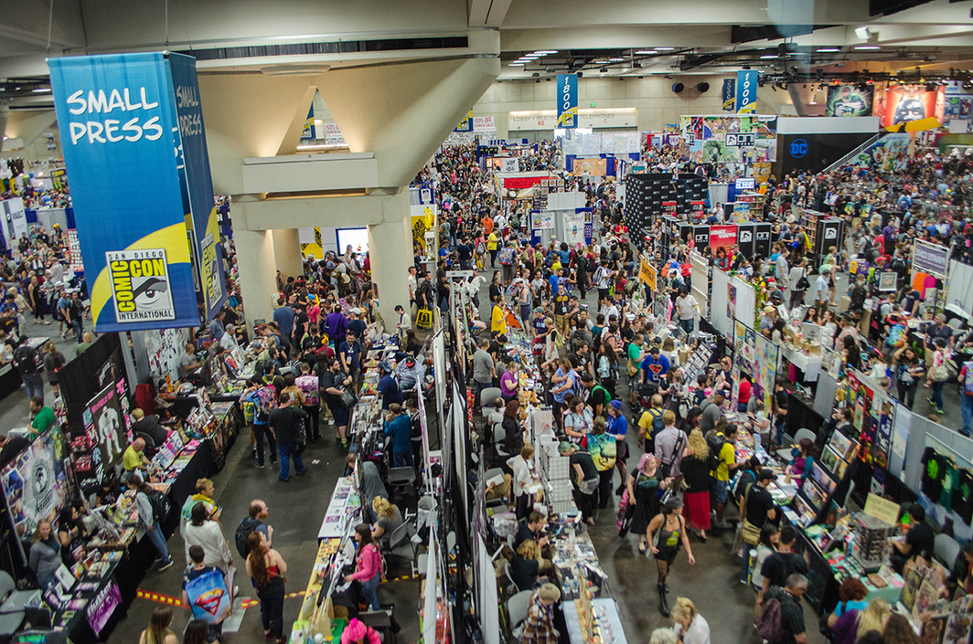 The forty-seventh edition of the San Diego Comic-Con International. (Photo: Jody Culkin)