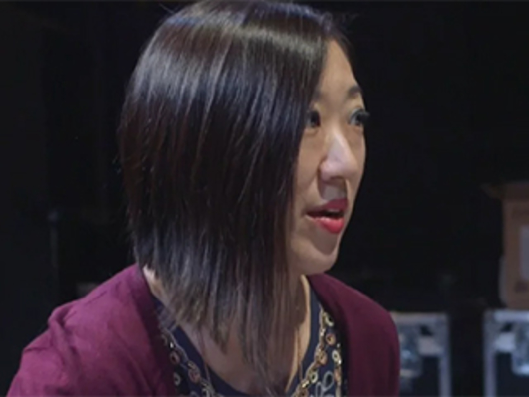 The Wooster Group's The Town Hall Affair, Episode 1: Young Jean Lee Visits, 2016