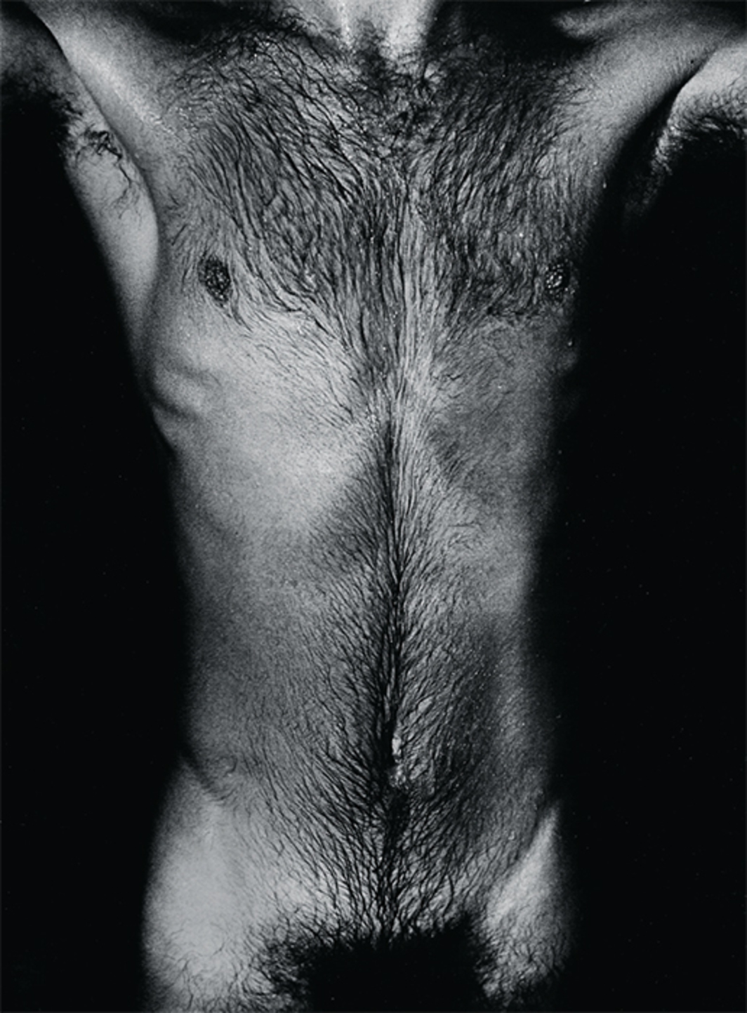 "Alair Gomes, Untitled, 1966–78, gelatin silver print, 12 × 8 7/8"". From the series ""Symphony of Erotic Icons,"" 1966–78."