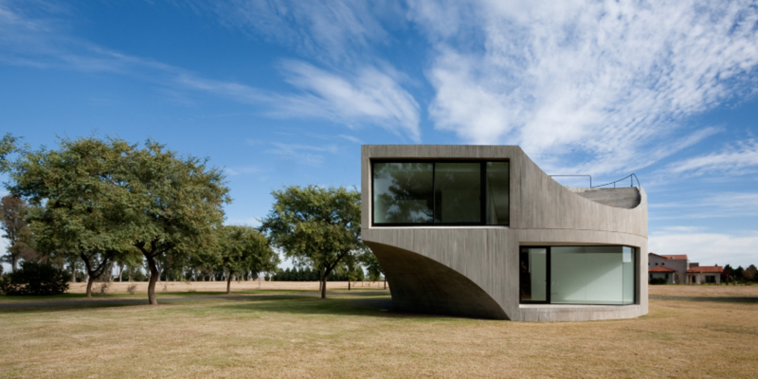 Johnston Marklee, View House, 2009, Rosario, Argentina.