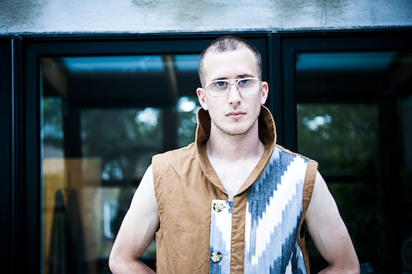 Max Ritvo. Photo: Ashley Woo.