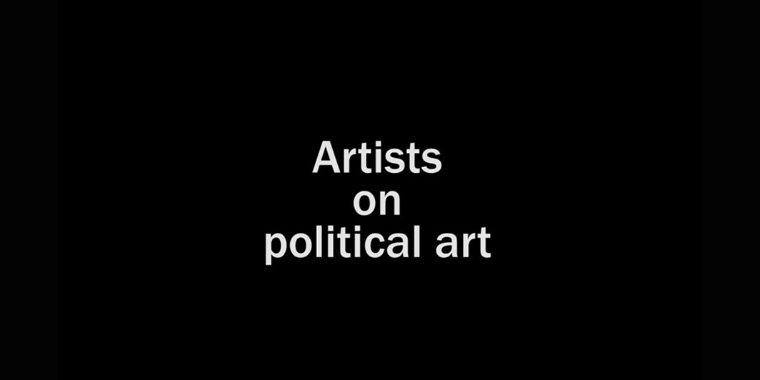 Artists on Political Art