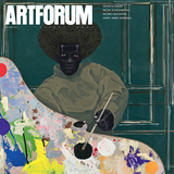 "Cover: Kerry James Marshall, Untitled (detail), 2008, acrylic on PVC panel, 72 3/4 × 61 1/4""."