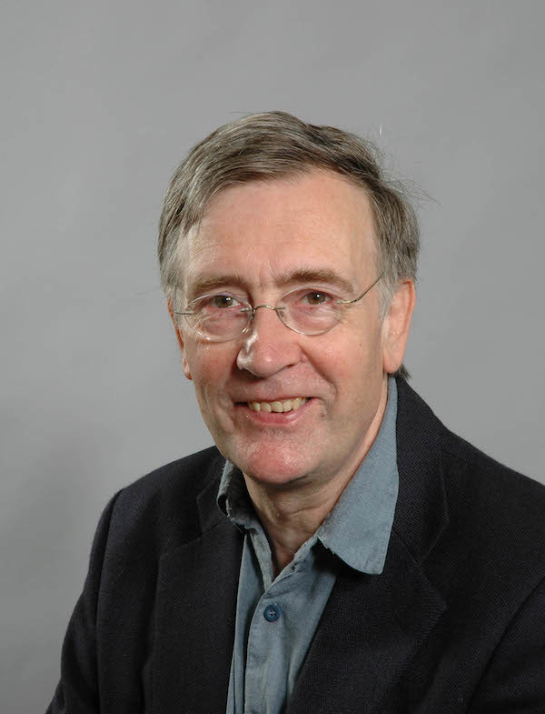 Peter Blundell Jones, 2009. Photo: Peter Lathey.
