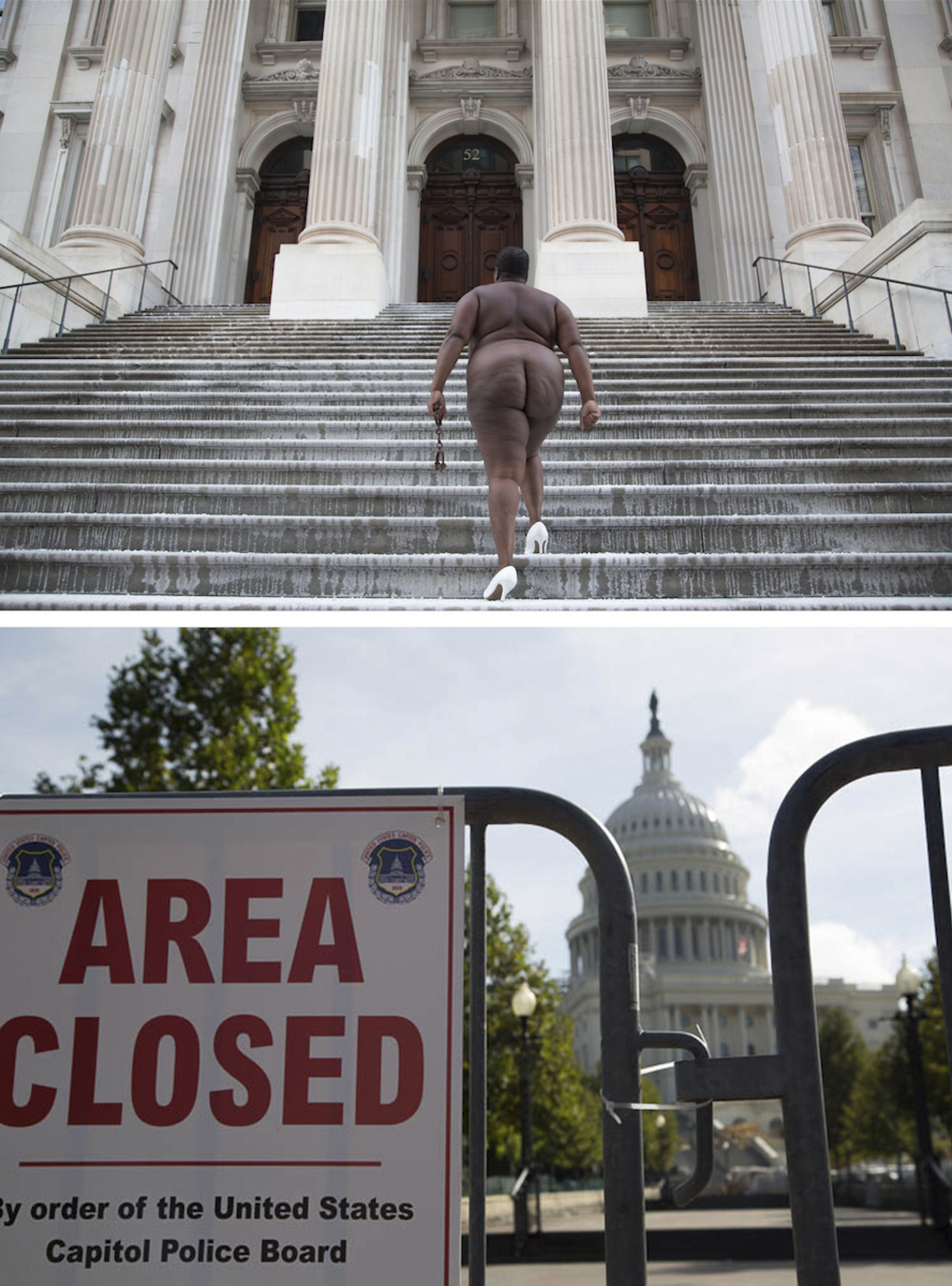 Unpresidented Times: Nona Faustine