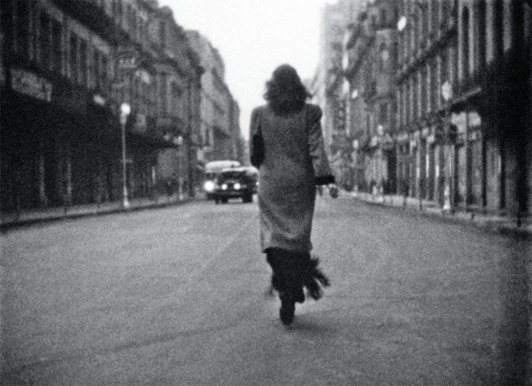 Julio Bracho, Distinto amanecer (Another Dawn), 1943, 35 mm, black-and-white, sound, 106 minutes. Julieta (Andrea Palma).