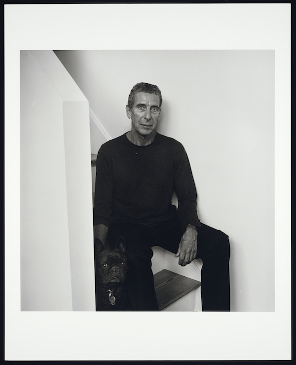 Klaus Kertess, 2000. Photo: Robert Giard.