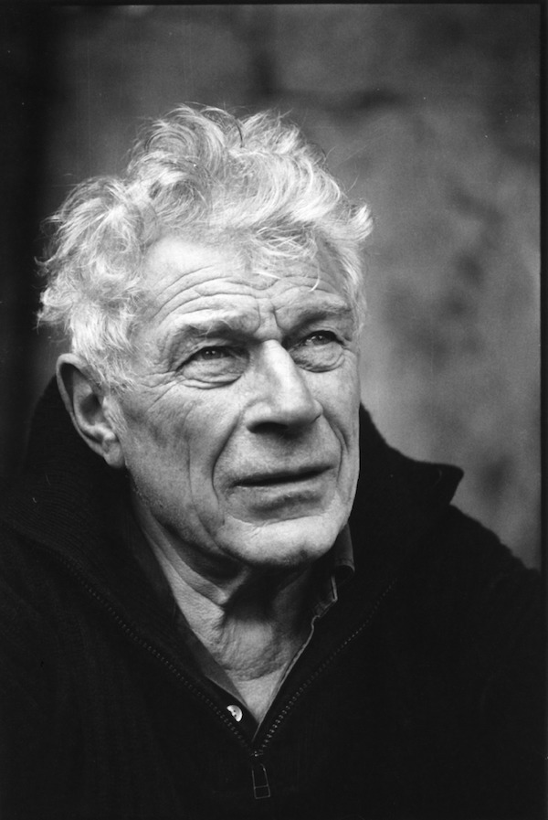 John Berger, 1999. Photo: Jean Mohr.