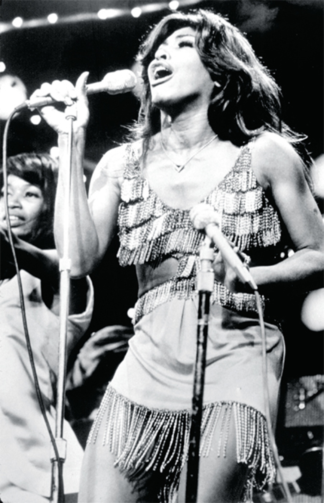 *Tina Turner, ca. 1971.* Photo: Everett Collection/Alamy.