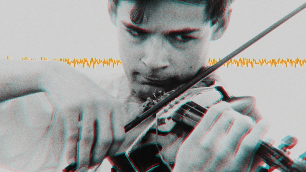 Tyler Hubby, Tony Conrad: Completely in the Present, 2016, HD video, color, sound, 96 minutes. Tony Conrad.