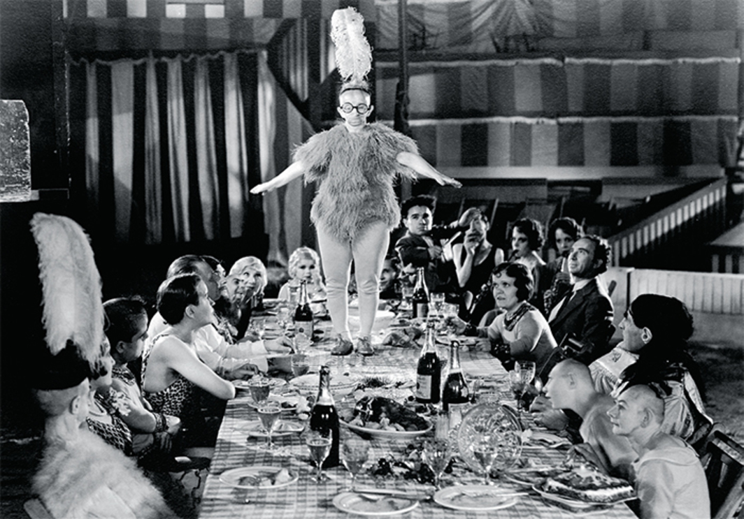 Tod Browning, Freaks, 1932, 35 mm, black-and-white, sound, 64 minutes. Production still.