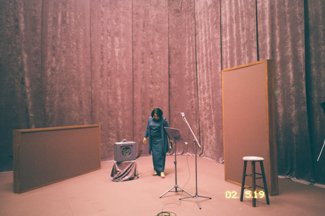 Martine Syms, Incense Sweaters & Ice, 2017, HD video, color, sound, 70 minutes.