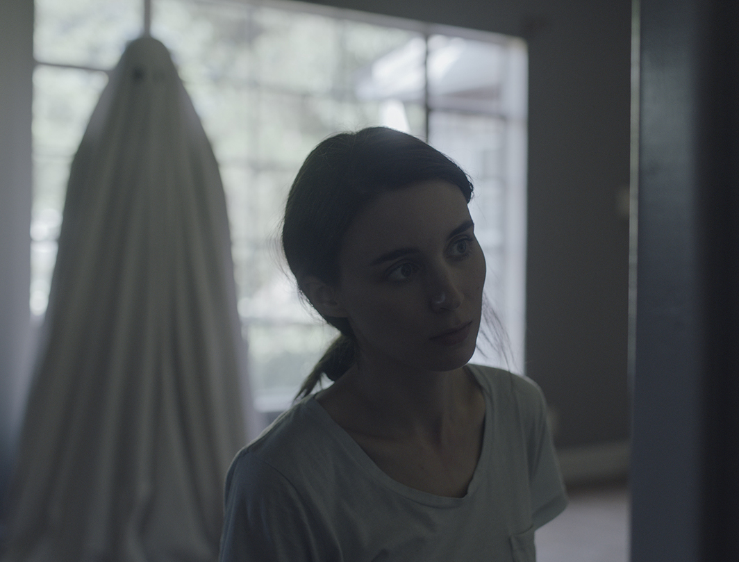David Lowery, A Ghost Story, 2017, HD video, color, sound, 93 minutes. Rooney Mara. Photo: Bret Curry.