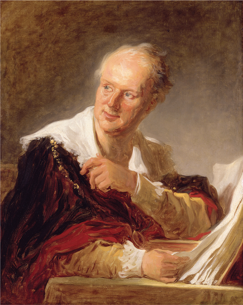 "Jean-Honoré Fragonard, Portrait of a Man, ca. 1775, oil on canvas, 33 1/2 × 25 5/8""."