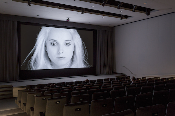 Dominique Gonzalez-Foerster and Tristan Bera, Belle comme le jour (Beautiful as the day), 2012, HD film, color, sound, 13 minutes. Photo: Blain Campbell.