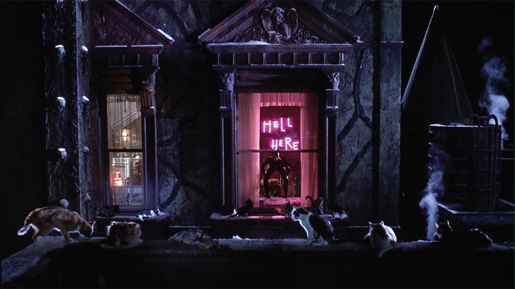 Tim Burton, Batman Returns, 1992, 35 mm, color, sound, 126 minutes.