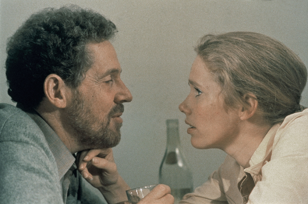 Ingmar Bergman, Scenes from a Marriage, 1973, 35 mm, color, sound, 169 minutes.