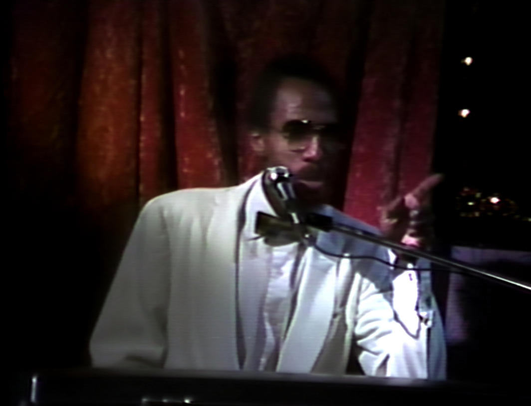 Bill Gunn, Personal Problems, 1980, U-Matic video, color, sound, 164 minutes. Raymon (Samuel L. Waymon).