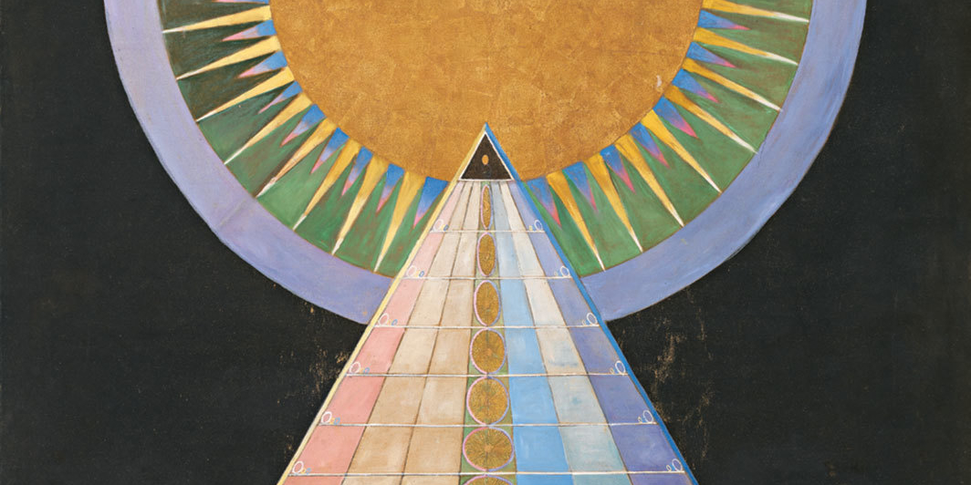 """HILMA AF KLINT: PAINTINGS FOR THE FUTURE"""