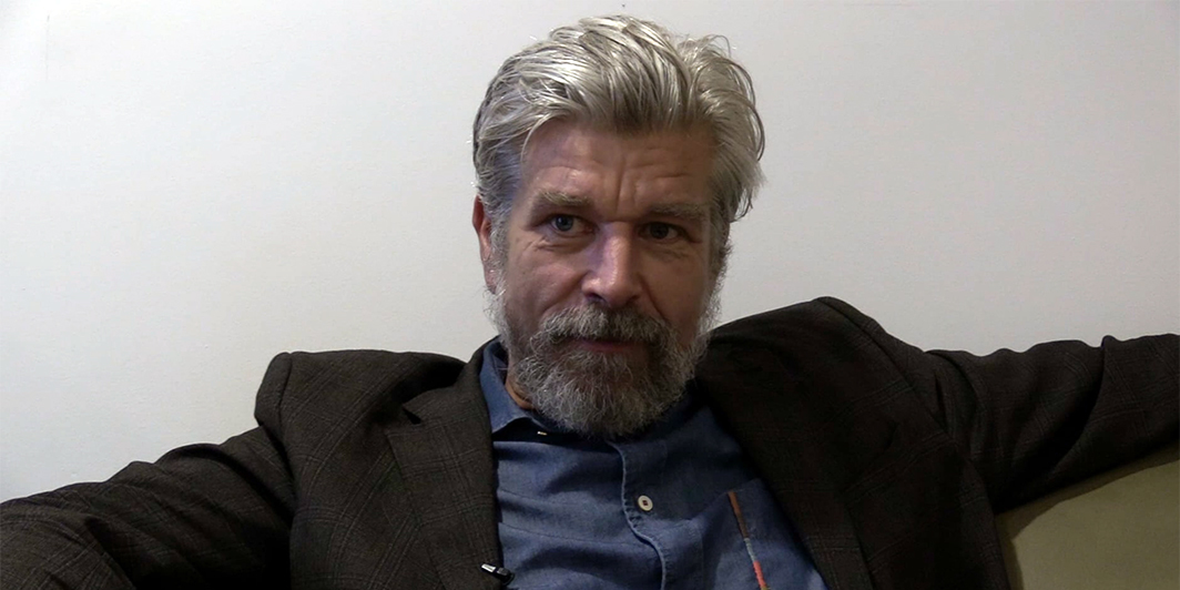 Excerpts from an interview with Karl Ove Knausgaard