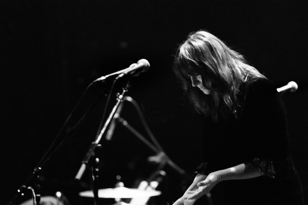 Cat Power at The Kitchen, October 3, 2018. Photos: Daniel Topete.