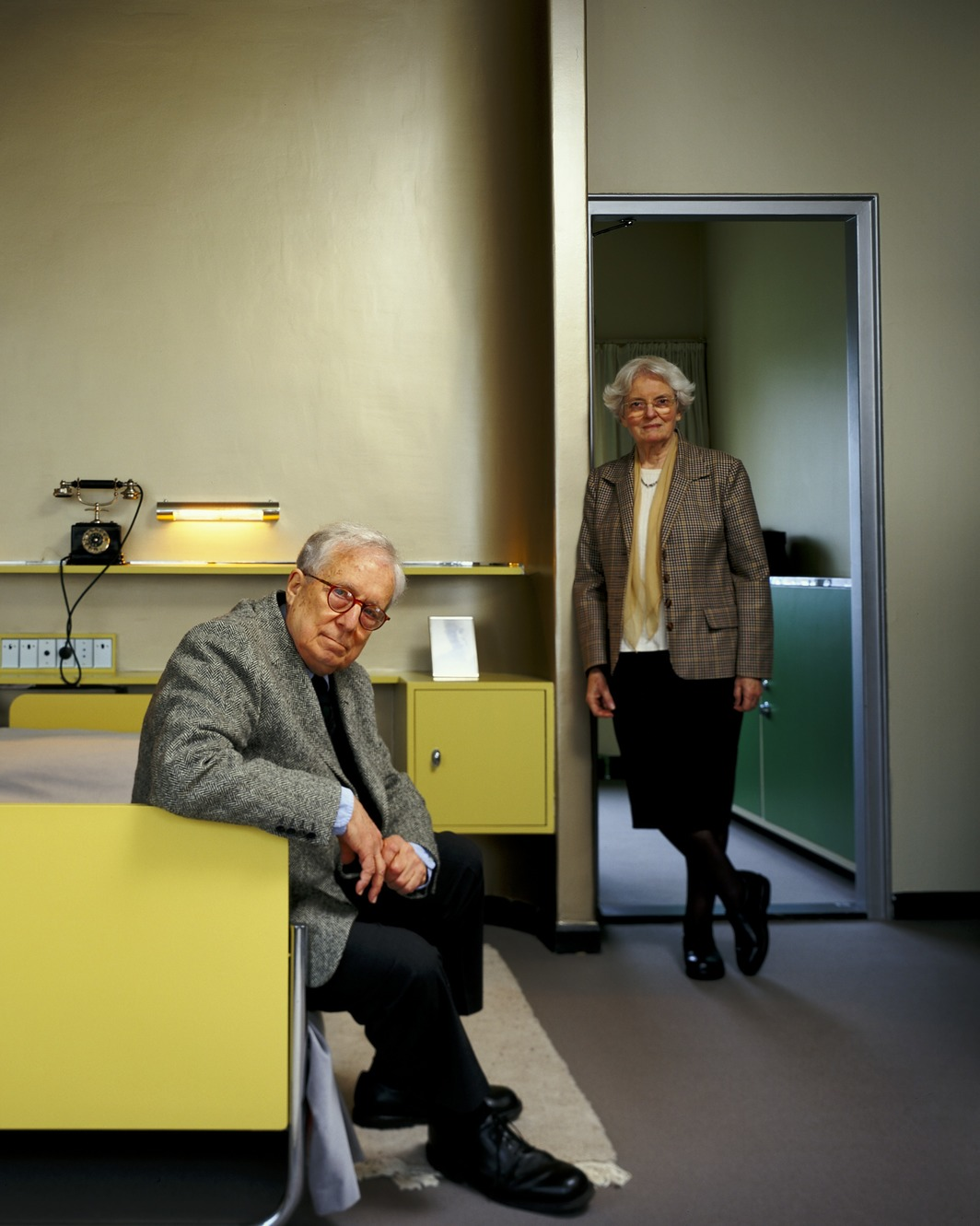 Robert Venturi and Denise Scott Brown. Photo: Frank Hanswijk.