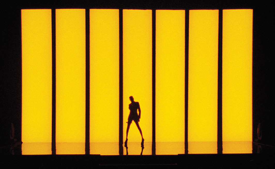Sophie Fiennes, Grace Jones: Bloodlight and Bami, 2017, 16 mm and video transferred to 2K video, color, sound, 115 minutes.