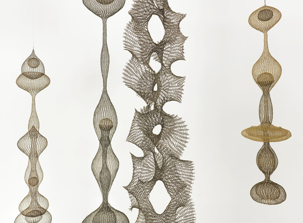 "View of ""Ruth Asawa,"" 2018–19. Photo: Alise O'Brien."