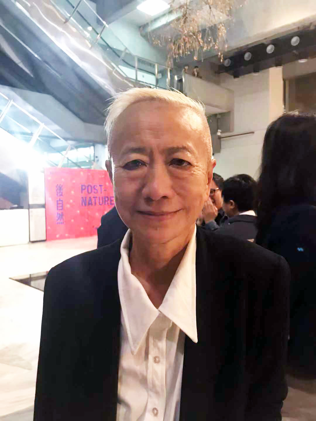 Artist Shu Lea Cheang, who is representing Taiwan at the 58th Venice Biennale.