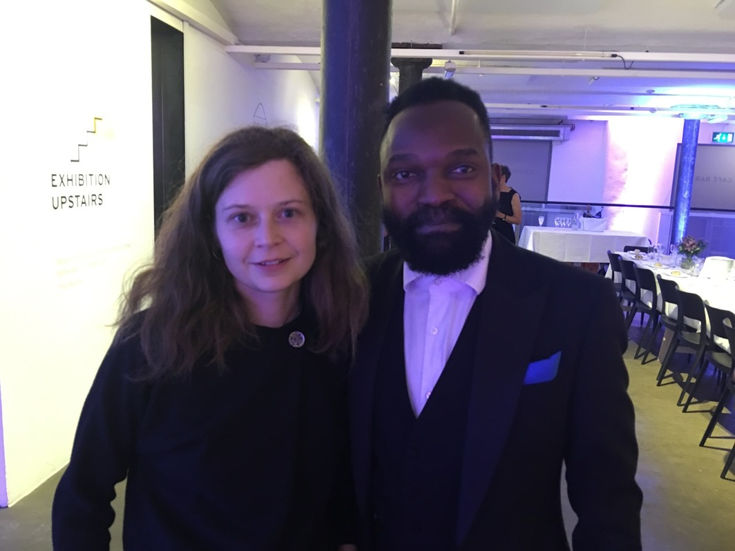 Corin Sworn and Samson Kambalu at Modern Art Oxford.