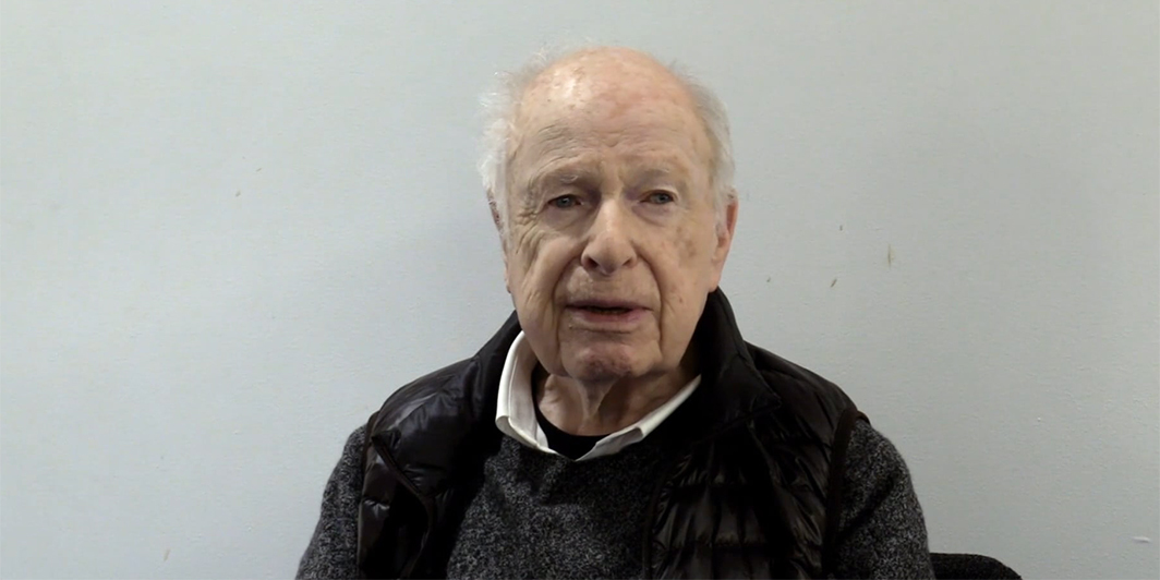 Peter Brook on The Prisoner, 2018
