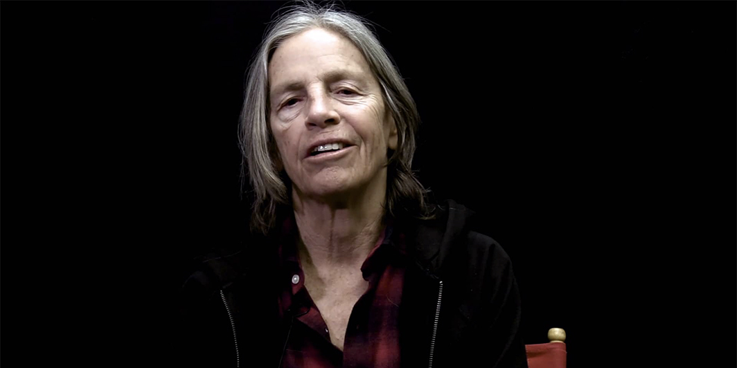 Excerpts from an interview with Eileen Myles