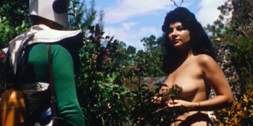 Doris Wishman, Nude on the Moon, 1961, 35 mm, color, sound, 83 minutes.