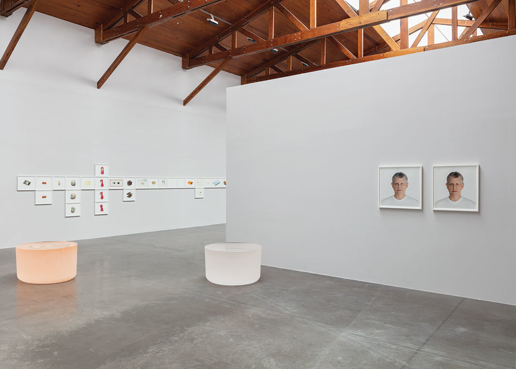 "View of ""Roni Horn,"" 2018. Photo: Omar Luis Olguín."
