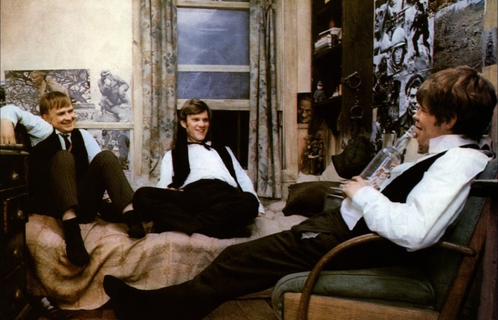 Lindsay Anderson, If..., 1968, DCP, color, sound, 111 minutes.