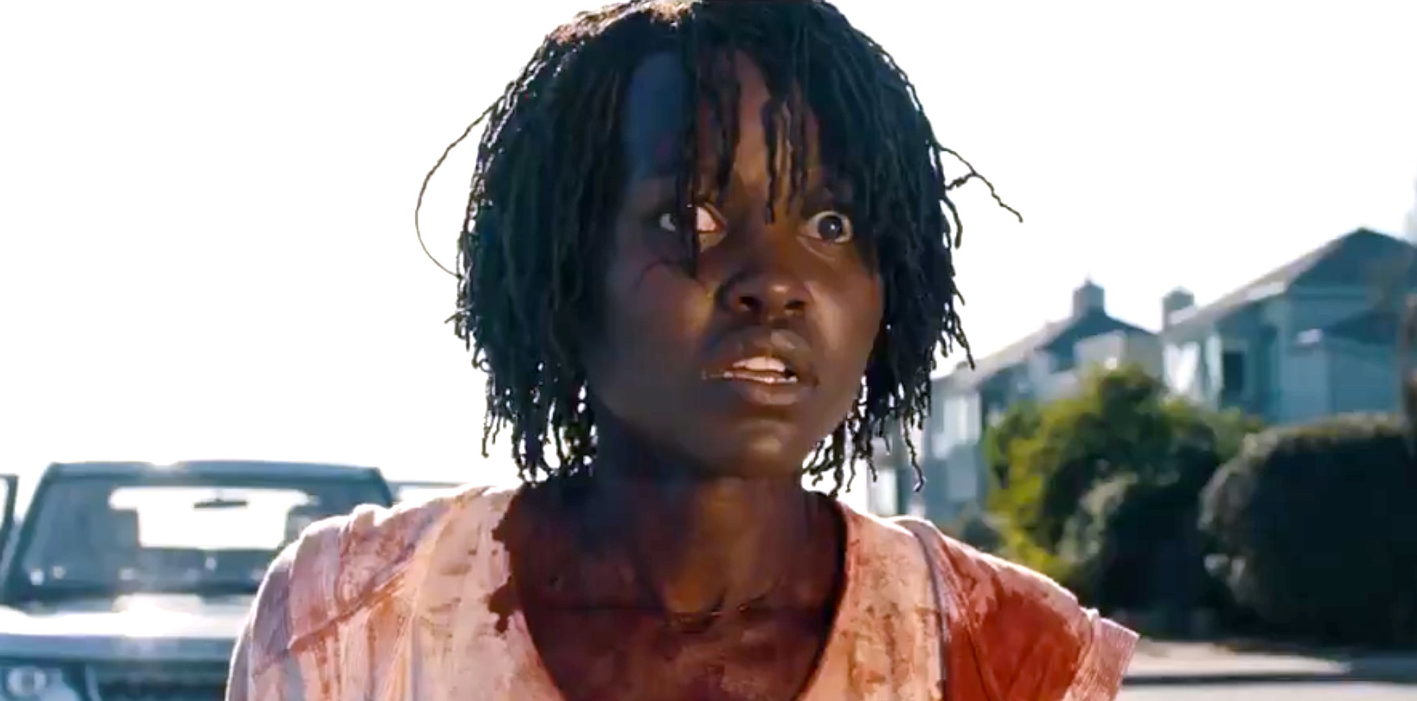 Jordan Peele, Us, 2019, 4k video, color, sound, 116 minutes. Adelaide Wilson (Lupita Nyong'o).