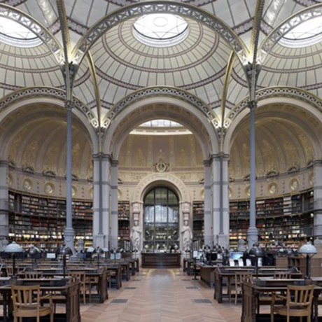 The National Institute of Art History, which is in the process of creating a database of sales catalogues from occupied France in order to aid the country's restitution efforts.